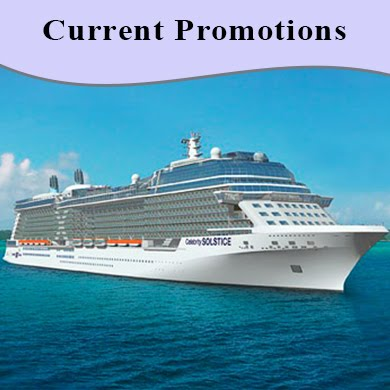Liz Nixon's World of Travel - Current Promotions